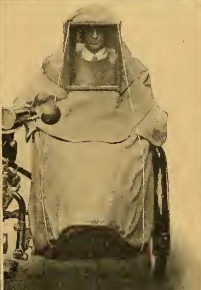1913 SIDECAR HOOD