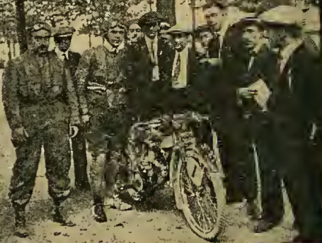 1913 SPANISH TT ALEXANDER