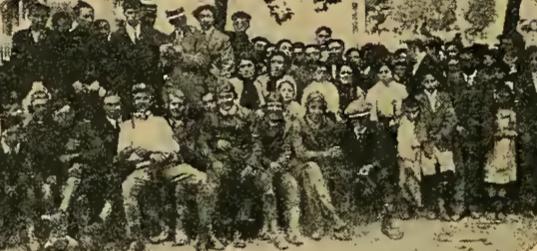 1913 SPANISH TT GROUP