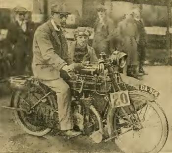 1913 STREATHAM GREENWOOD