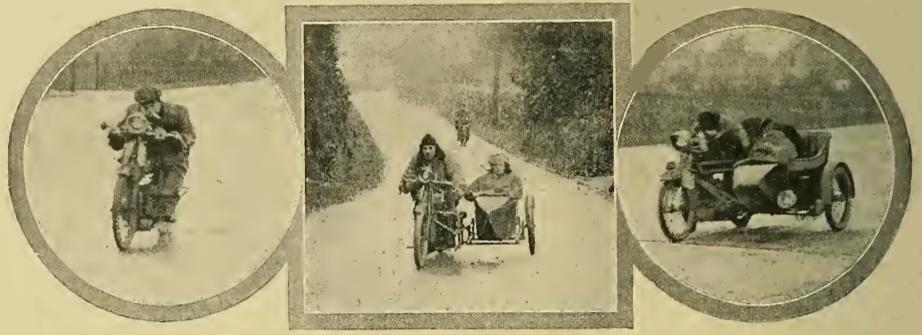 1913 STREATHAM TRIAL