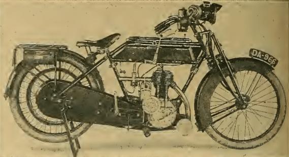 1913 SUNBEAM 500