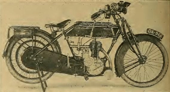 1913 SUNBEAM 500