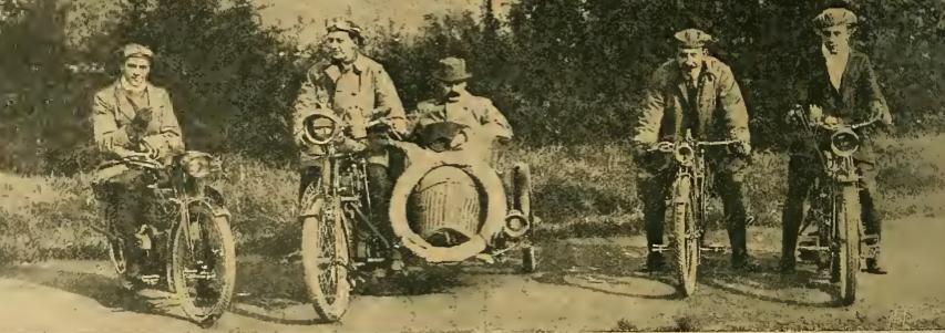 1913 TRIAL WINNERS