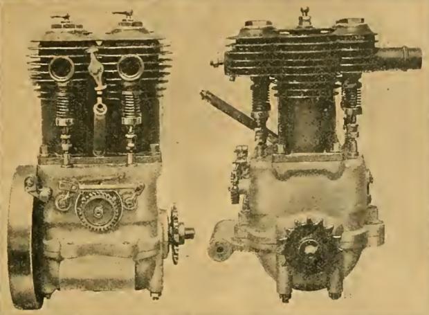 1913 TRIUMPH TWIN