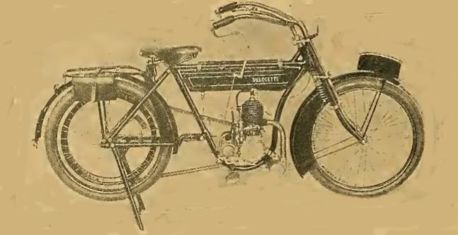 1913 VELOCETTE