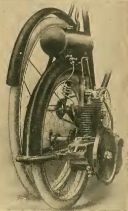 1913 WALL AUTOWHEEL