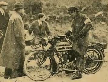 1913 WELSHTRIAL HEATON