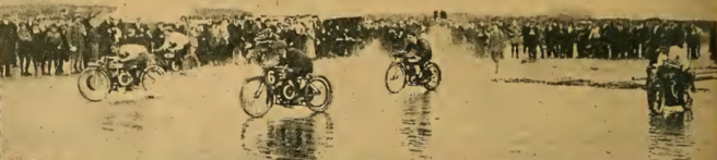 1913 WESTON RACING