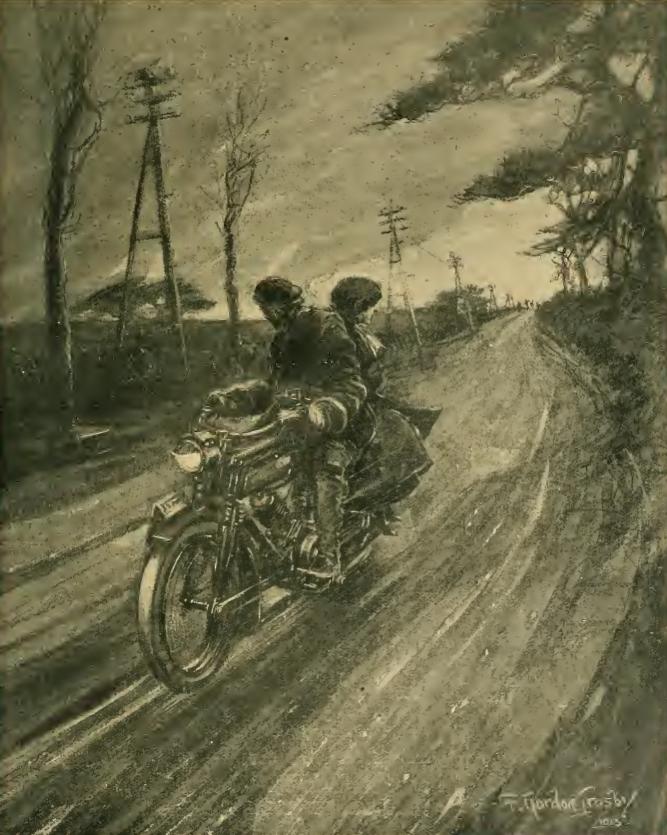 1913 XMAS YARN AW