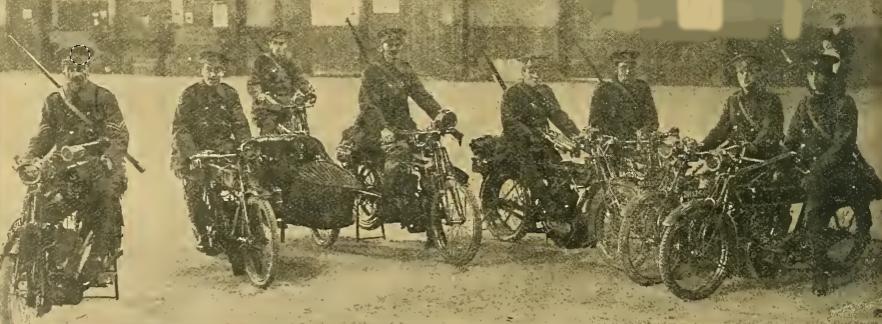 1913 YEOMENRY