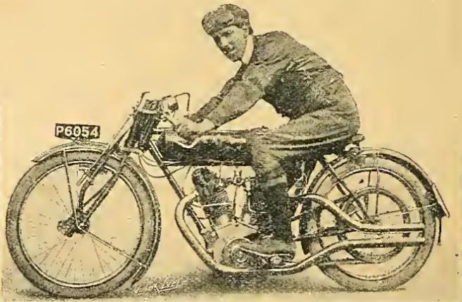 1914 COLLIER 8VALVE