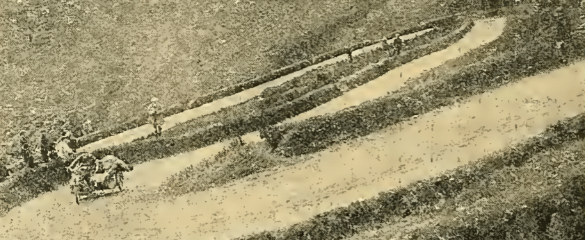 1914 IRISH HILL
