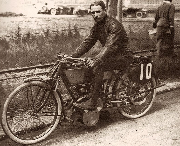 1914 PEUGEOT DOHC500