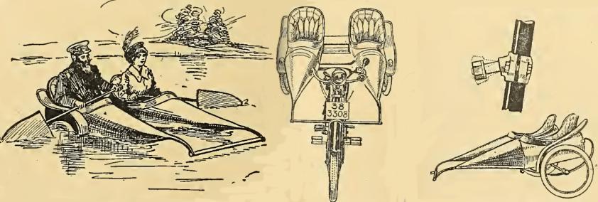 1914 TRIKEBOAT