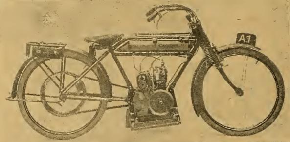 1913 CALTHORPE JUNIOR