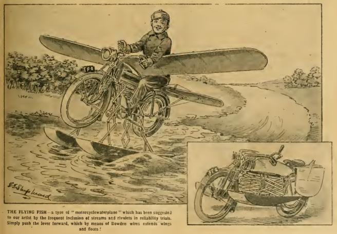 CARTOONS 1913