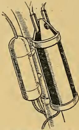 1913 INDIAN CUTOUT
