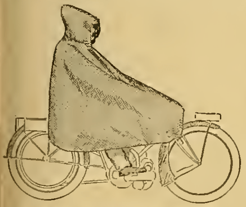 1913 PONCHO