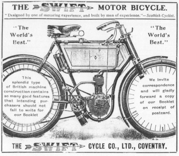 1903 SWIFT AD