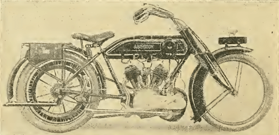 1914 ABINGDON TWIN