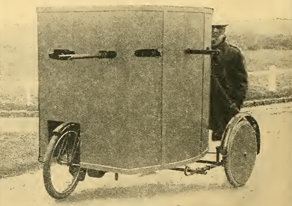 1914 ARMOURED COMBO