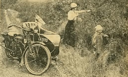 1914 BLACKBERRYING