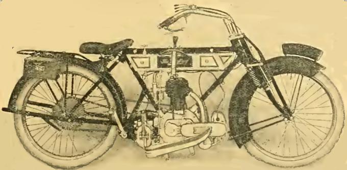 1914 BRADBURY