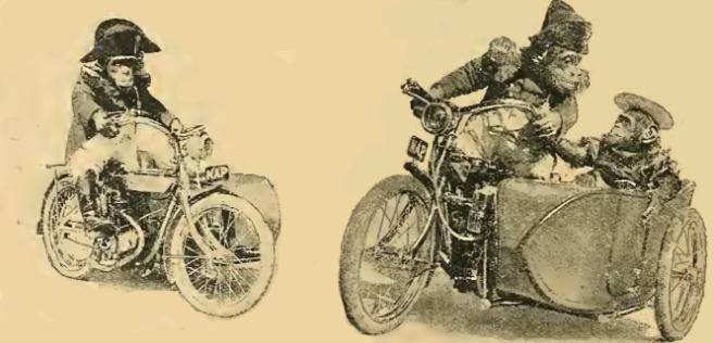 1914 CHIMPS