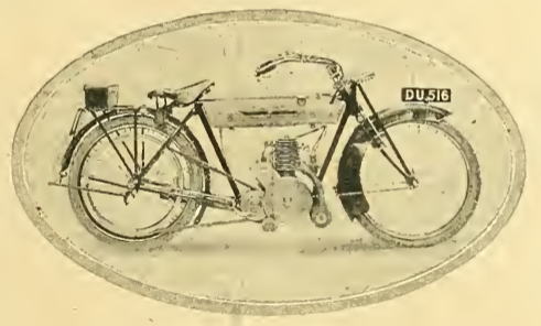 1914 CLYNO 2STROKE