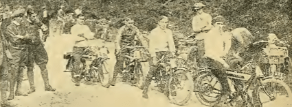 1914 COV CLIMB
