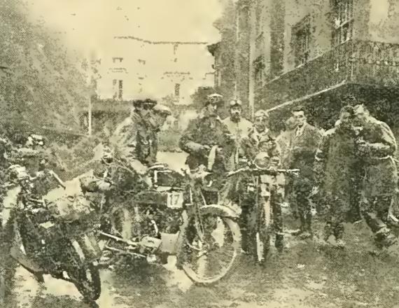 1914 DEVON LYNMOUTH