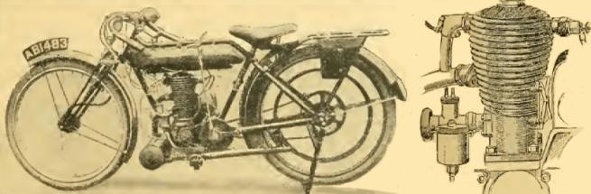 1914 ENFIELD 2STK