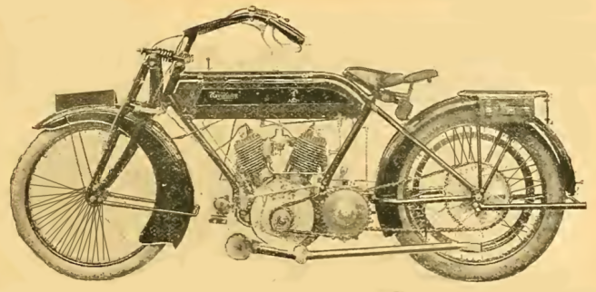 1914 EXCELSIOR TWIN