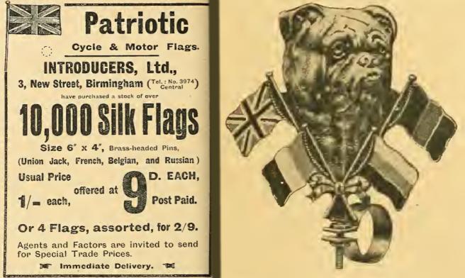 1914 FLAGDOG