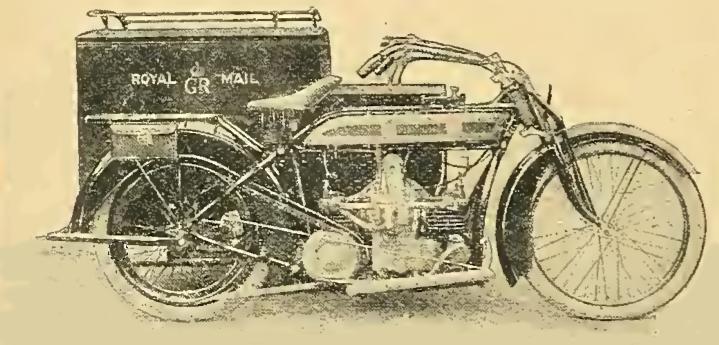 1914 GPO DOUGLAS