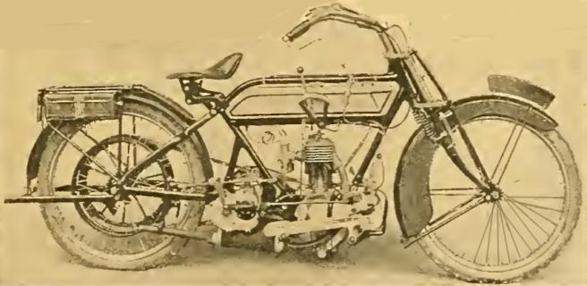 1914 HAZLEWOOD SINGLE