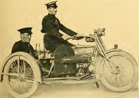 1914 HD MAXIM COMBO