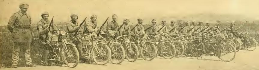 1914 IRISH RIFLEMEN