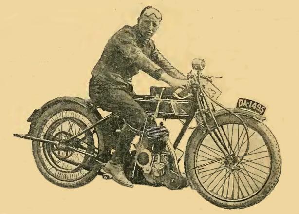 1914 ISDT DELAHAY