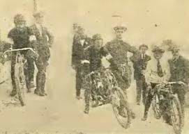 1914 ITALIAN 500 RACE