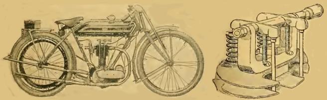 1914 IVY OHV RACER