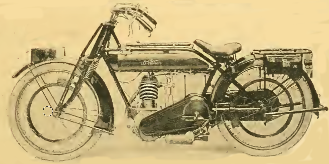 1914 LEA-FRANCIS