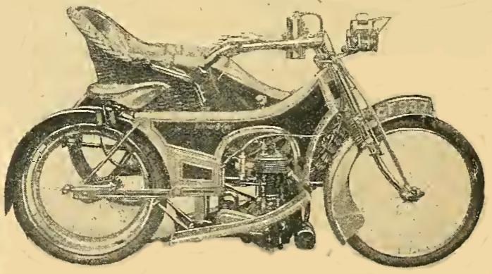 1914 MIDGET BICAR