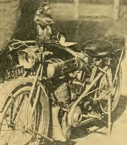 1914 MONKEY