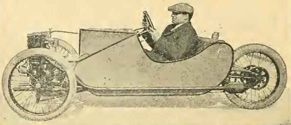 1914 MORGAN 8VALVE