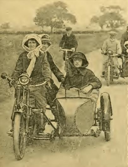 1914 MRS HUNTER