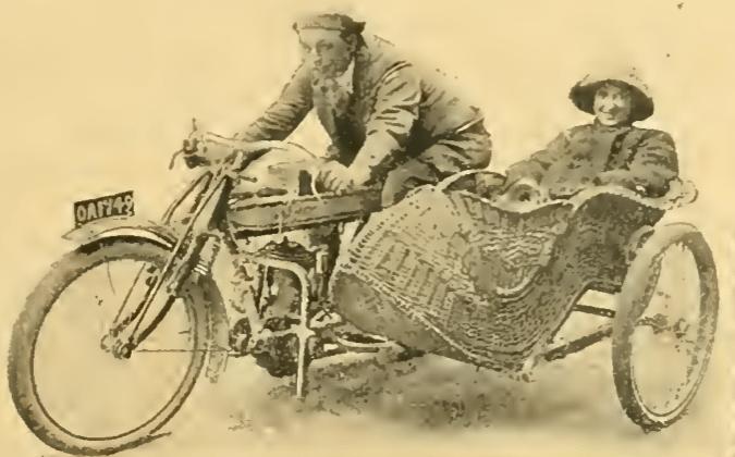 1914 NORTON COMBO