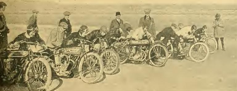 1914 PORTMARNOCK RACE