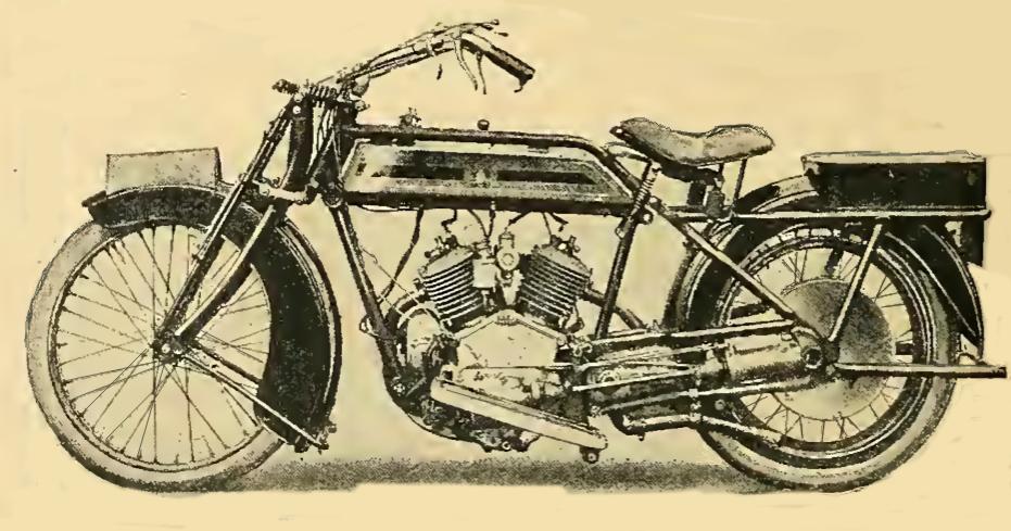 1914 REX SHAFTY